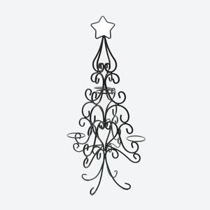 Advent Tree Black