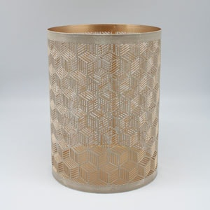 Metal Honeycomb Cylinder