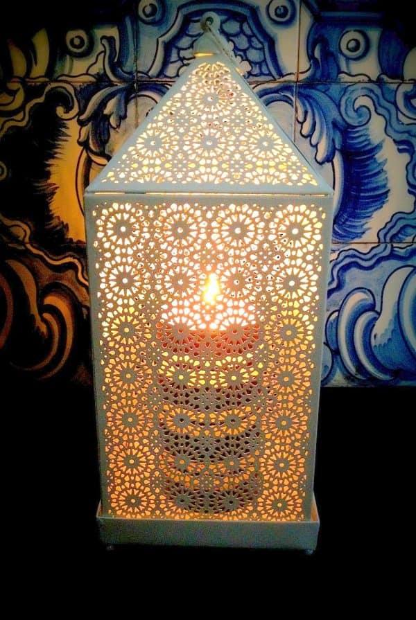 Metal Lantern (India)