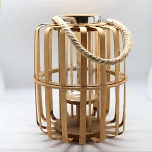 Rope Bamboo Lantern