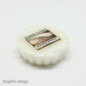 Yankee Wax Tart Angels Wings
