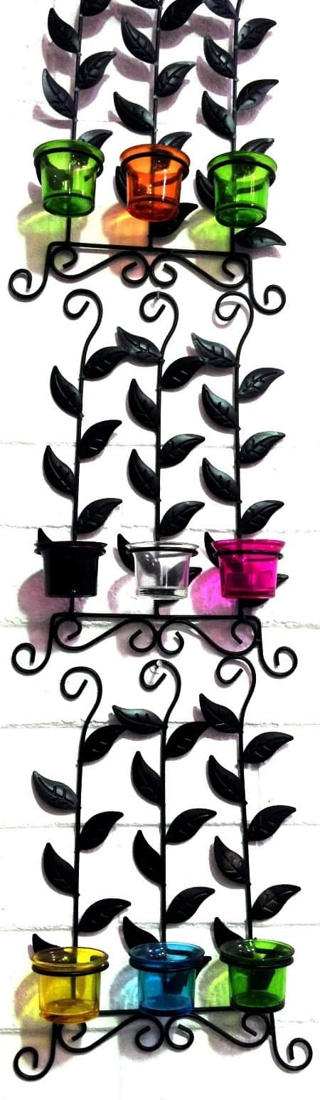 Ivy Creeper candle holder