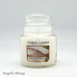 Yankee Jar Medium Angels Wings