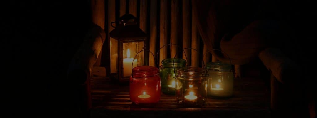 Outdoors Candles