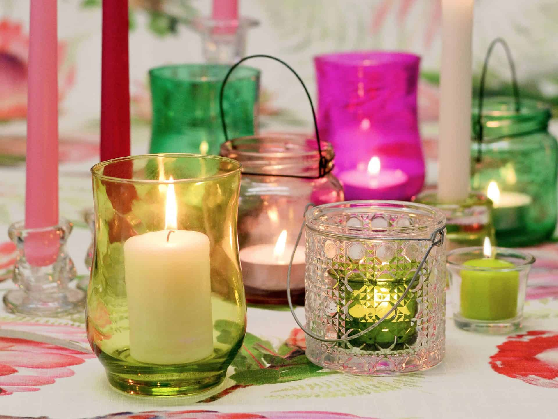 Make your home your SANCTUARY with Candles